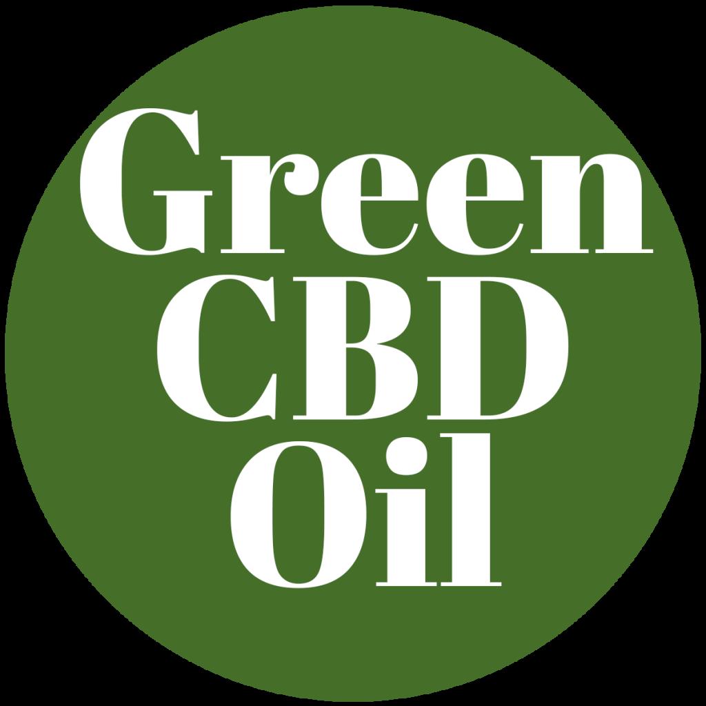 Green CBD Oil logo