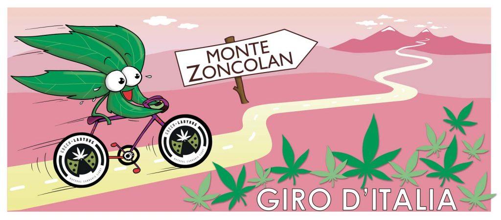Il monte Zoncolan approda al Giro d'Italia