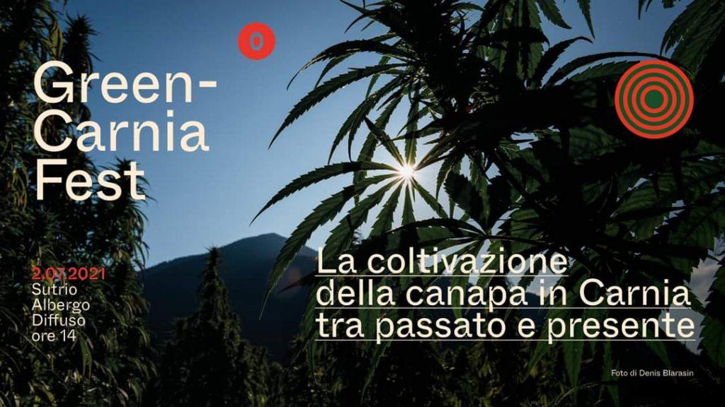 La coltivazione della Canapa in Carnia tra passato e presente